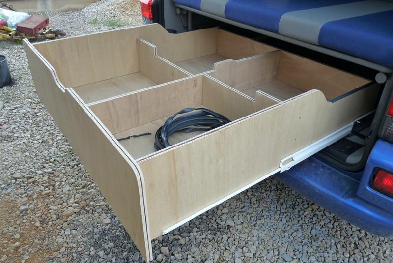 Collectif t5 california afficher le sujet optimisation - Fabriquer tiroir coulissant ...